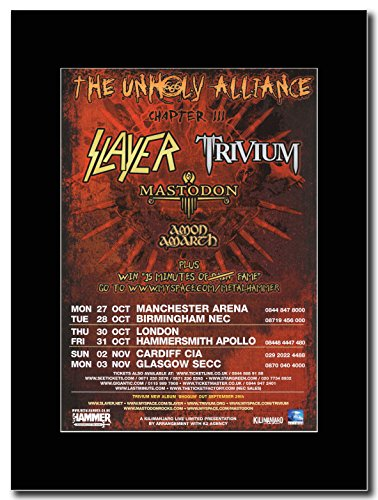slayer-trivial-impia-alliance-capitulo-iii-uk-tour-fechas-de-fin-de-semana-promo-2008-en-relieve-de-