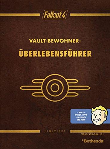 fallout loesungsbuch Fallout 4 - Vault Dweller's Survival Guide - Das offizielle Lösungsbuch