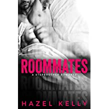 Roommates: A Stepbrother Romance (Soulmates Series Book 1) (English Edition)