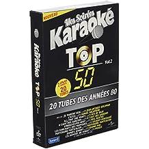 Coffret Karaoké 2 DVD Top 50