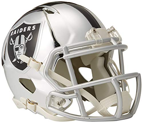 l Helm - NFL Chrome Oakland Raiders ()