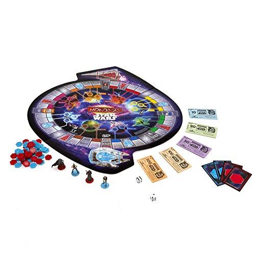 Hasbro - Star Wars Monopoly - Niederländisch