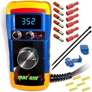 Smart-Tune-E E85 Ethanol Fuel Tuner Performance Chip Controller Chevrolet Aveo 1.2L