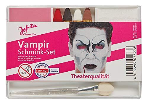 Karneval Schmink-Set - Vampir (Vampiros Caras Halloween De)