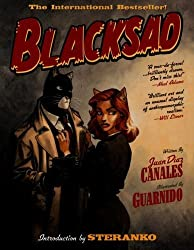 Blacksad: Somewhere Within the Shadows by Juan Diaz Canales (2004-01-01)