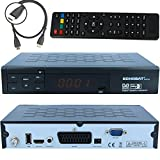 HD Digitaler Satelliten-Receiver Echosat 20700 FTA Freie Kanal - Ideal