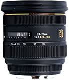 Sigma 24-70mm F2.8 IF EX DG HSM Zoom Lens for Canon Digital and Film SLR Cameras