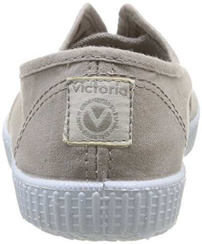 Victoria Ingles Elastico Tenido Punt, Baskets mode femme Marron (88 Stone)