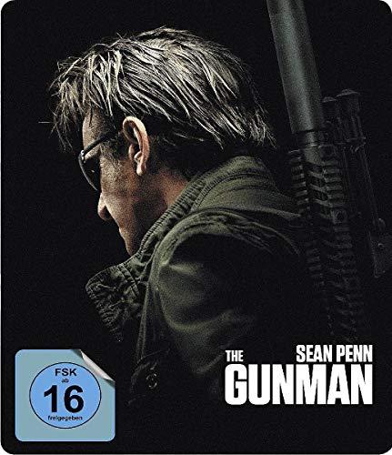 The Gunman - Steelbook [Blu-ray]