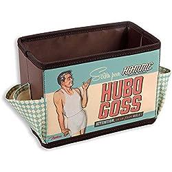 Sac trousse de toilette et Bain Homme ouvert vintage Hubo Goss 5116807096
