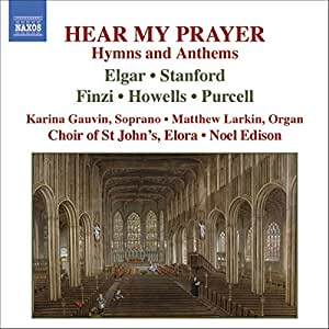 Hear My Prayer (Hymnen/Anthems