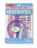 #8: Melissa & Doug DYO Headbands, Multi Color