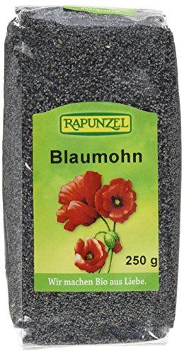 Rapunzel Mohn blau, Projekt Bio, 250 g