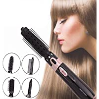 Cepillo de aire caliente de un paso,Salon Hot-Air Paddle Styling Brush Multi