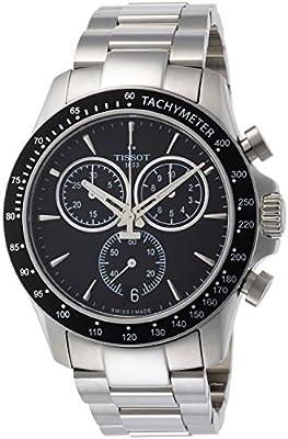 Tissot Reloj De Hombre Cuarzo 42mm Correa Y Caja De Acero T1064171105100