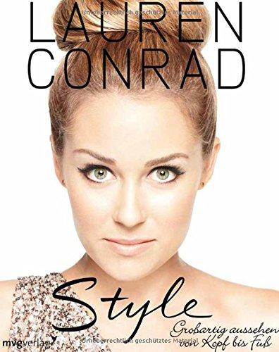 Buchseite und Rezensionen zu 'Style: Großartig aussehen von Kopf bis Fuß' von Lauren Conrad