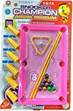 Blossom Snooker Champion Arena Toy for K...
