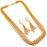 Jewar Mandi Chain Necklace One Gram Gold Pearl - Best Reviews Guide