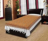 Adithya Warli Handlook Yellow Single Bed...