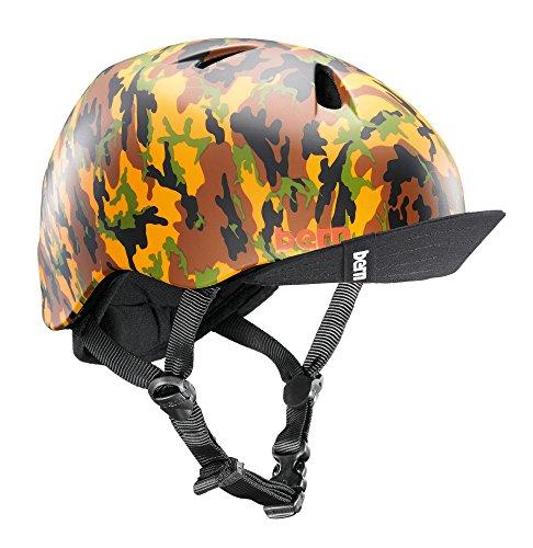 Bern Jungen Helm Nino Zipmold, matt camouflage, XS/S, VJBMTCVXSS Preisvergleich