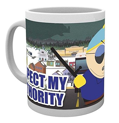 GB Eye South Park, Hinsicht, Tasse