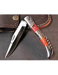 Couteau de poche --- Laguiole --- élégant couteau de poche --- unique–22cm–(dvsl8)