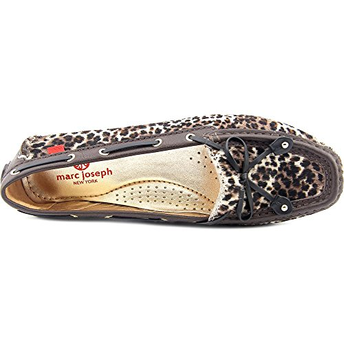 Marc Joseph Cypress Hill Exotic Cuir Mocassin Mini-Leopard