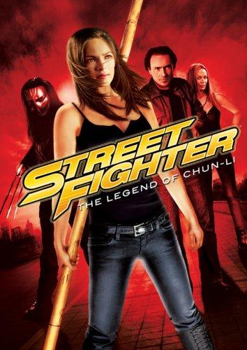 Film Street Fighter (Street Fighter: The Legend of ChunLi)