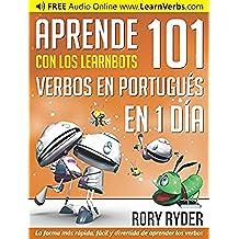 Aprende en 1 día 101 verbos en Portugués con los LearnBots®