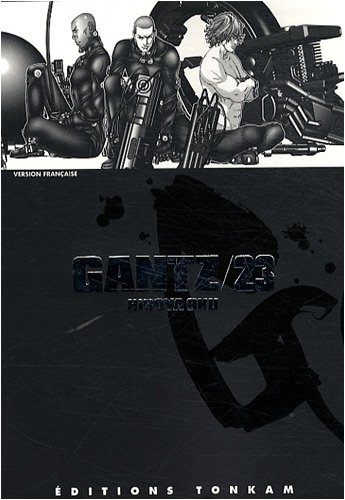 Gantz Vol.23 par OKU Hiroya