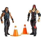 WWe Basic Figure 2 pack Battle Pack - Kane & Roman Reigns