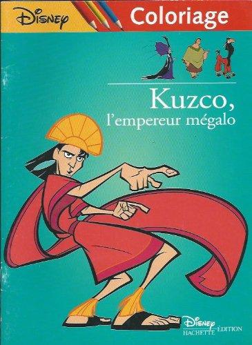 Kuzco, l'empereur mégalo. Coloriage...