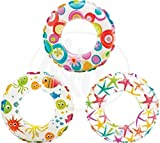 #6: ROYALS Swim Ring - 3 to 6 Years (Size - 20inch) (1 Swim Ring Random Design)