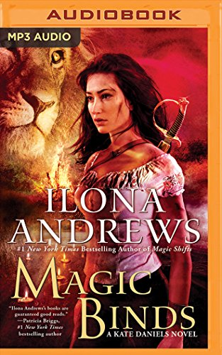 Magic Binds Cover Image
