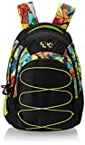 Wildcraft Wiki Daypack 34 liters Black Casual Backpack (8903338049043)