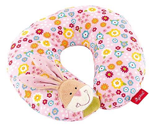 Preisvergleich Produktbild sigikid, Mädchen, Nackenhörnchen Hase, Bungee Bunny, Rosa / Bunt, 40835