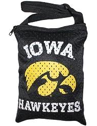 Colector de Item: NCAA Iowa Hawk Eyes Game Day ileostomía - colour negro, NCAA, unisex, color Negro - negro, tamaño Talla única