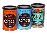 Chai Tea 3 er Set Tiger Spice, Power Chai, Elephant Vanille