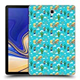 Head Case Designs Ufficiale Rose Khan Cavallo Sud Ovest Modelli Cover Retro Rigida per Samsung Galaxy Tab S4 10.5 (2018)