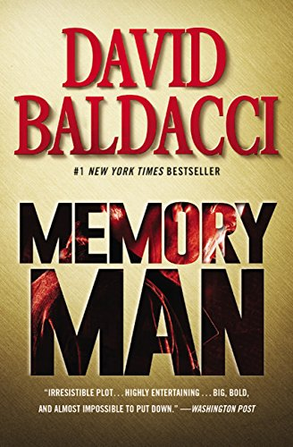 Memory Man - Free Preview (first 8 chapters) (Memory Man series Book 1) (English Edition)
