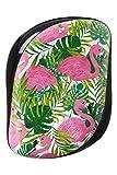 Tangle Teezer Compact Styler Skinnydip-Palm Print, pelo bürster, 1pieza