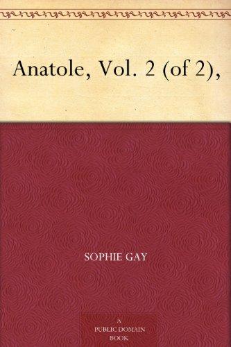 Couverture du livre Anatole, Vol. 2 (of 2),