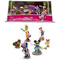 Official Disney Minnie Mouse Rockstar 6 Figurine Playset