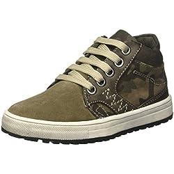 BATA 3133136, Sneaker a Collo Alto Bambino, Marrone (Marrone Chiaro), 32 EU