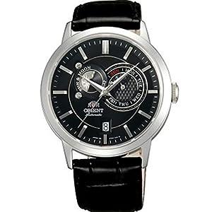 Orient Reloj Analógico para Hombre de Automático con Correa en Cuero FET0P003B0 de Orient