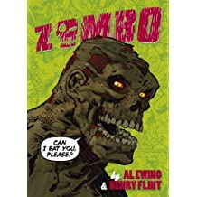 Zombo: Can I Eat You Please? by Al Ewing (2010-10-14)
