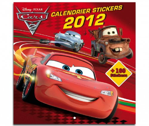 Calendrier Cars 2012