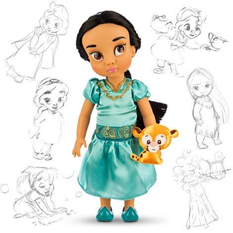 Jasmine Animator Puppe