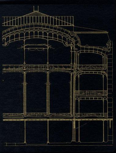 Victor Horta 1861-1947 : L'homme, l'architecte, l'art nouveau par Michèle Goslar
