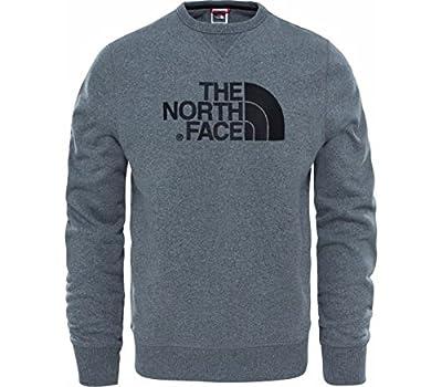 The North Face Damen M M Drew Peak Crew Urban Navy/Whit von NOS39|#The North Face auf Outdoor Shop